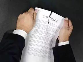 Расторжение договора с риэлтором