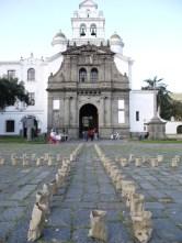 The 17th century Santuario de Guapolo