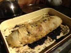 Day 233: Sam´s Droolsome Apples and Pears Strudel