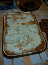 Day 221: Jove´s Sexy Soy Lasagne