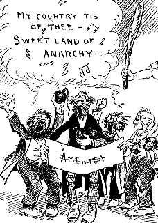 Sweet Land of Anarchy