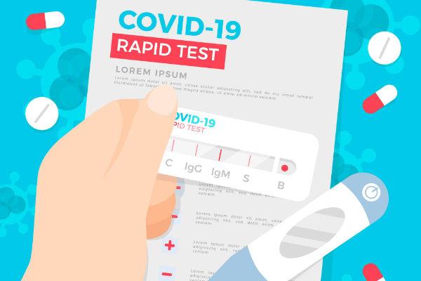 Covid-19 Corona Schnelltest