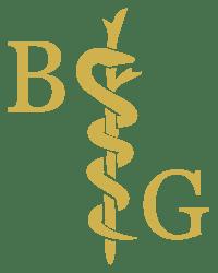 Praxis Dr. med. Goldenthal - Logo gold header