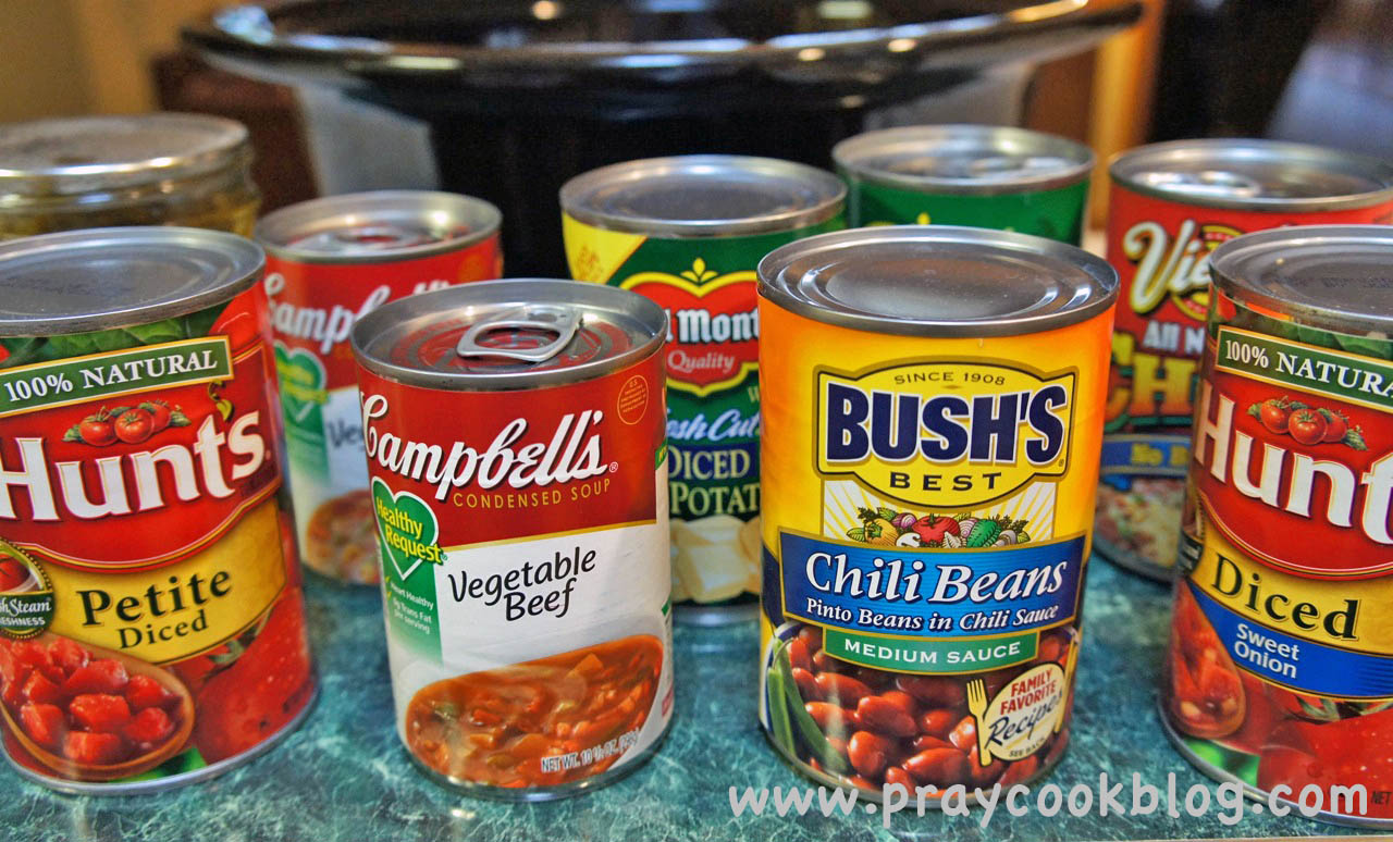how to cook campbells soup in the can