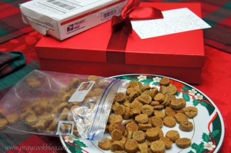 Laura's Surprise Cookie