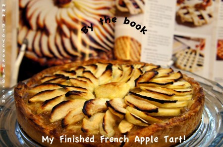 twd french apple tart book