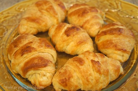 TWD First Croissants
