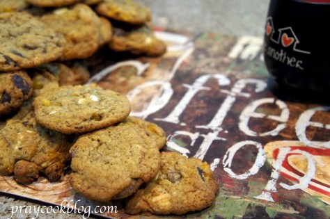 TWD cookies coffee stop