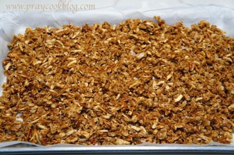 granola panful
