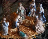 straw n nativity