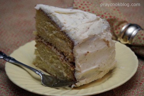 italian cream cake frosting