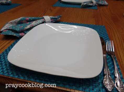 Corelle new dishes