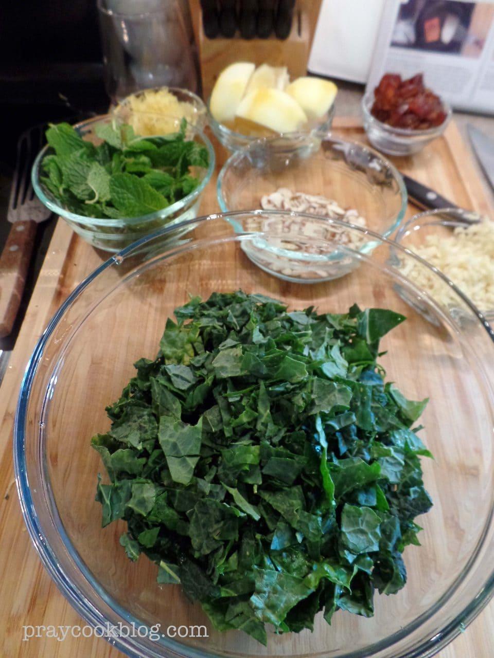 Blue apron salmon - Fresh Ingredients Ready To Cook