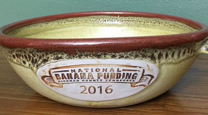 Award-Winning Pralines and Cream Banana Pudding