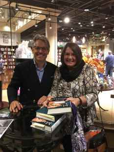 Metaxas Book Sign 2017