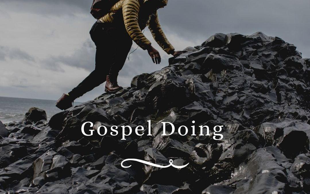 [James] Gospel-Doing