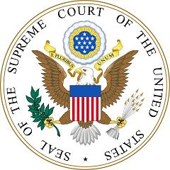 Seal of SCOTUS