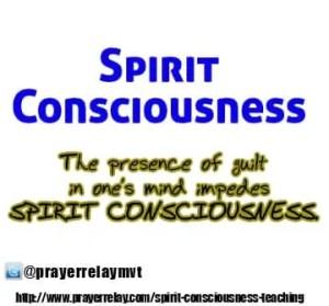 spirit consciousness