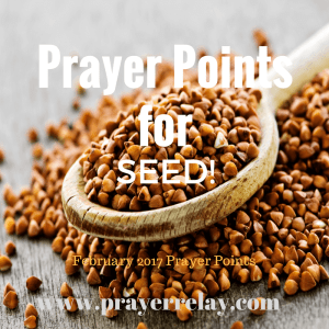 Prayer For Seed Sowing: 72 Powerful Biblical Prayer Points