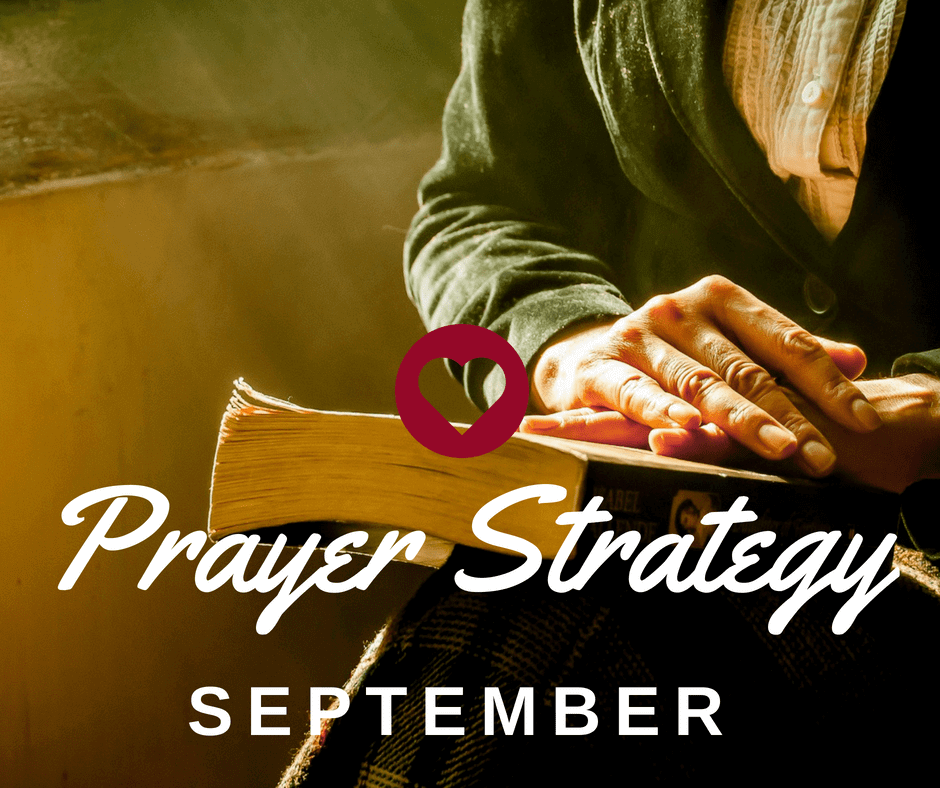 Prayer Strategy