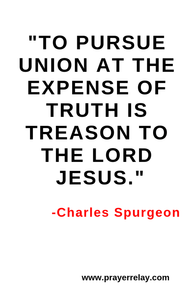 Charles Spurgeon Quotes on truth