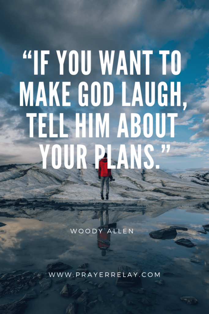 God Has A Plan for You 1