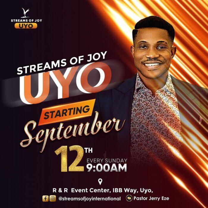 Streams Of Joy International Uyo