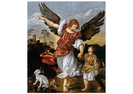 St. Raphael the Archangel – Novena - Prayers Room