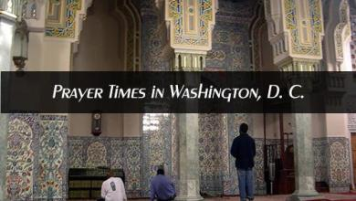 Photo of Prayer Times DC