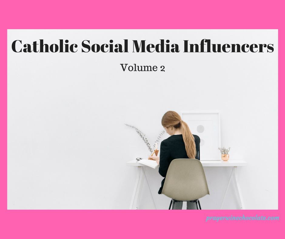 Catholic Social Media Influencers: Volume 2