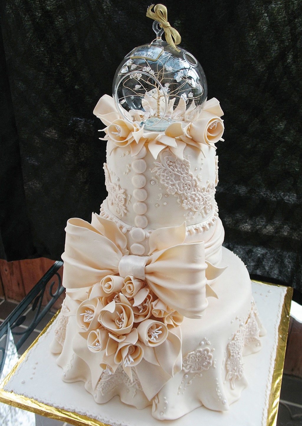 Crazy Beautiful Wedding Cakes Wedding Cake