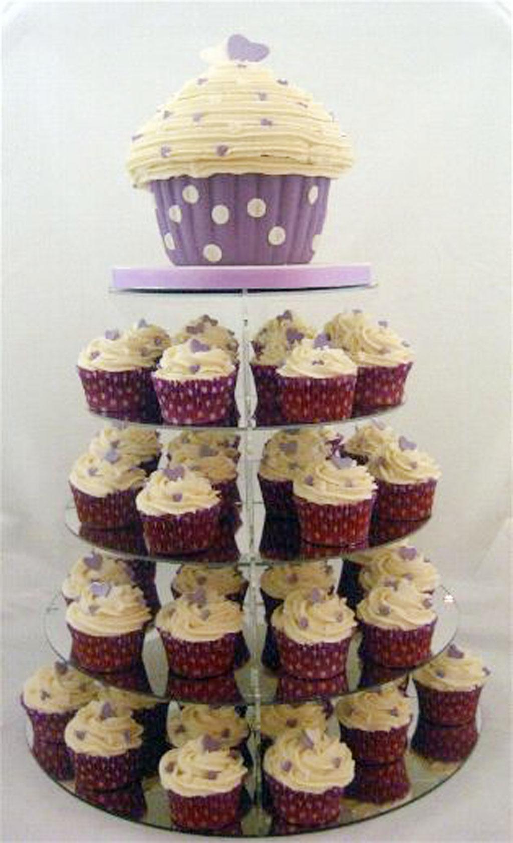 Cupcake Wedding Cakes Design Wedding Cake