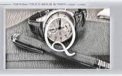 Qanon November 27 – Tripcode Verification