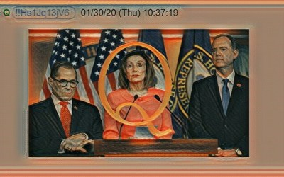 Qanon January 30, 2020 – Impeachments Ends