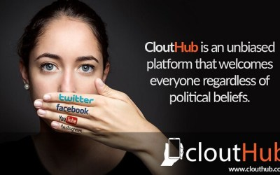 My Review of Clouthub – An Alternative to Facebook, Twitter and YouTube