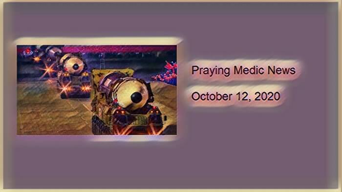 praying medic qanon