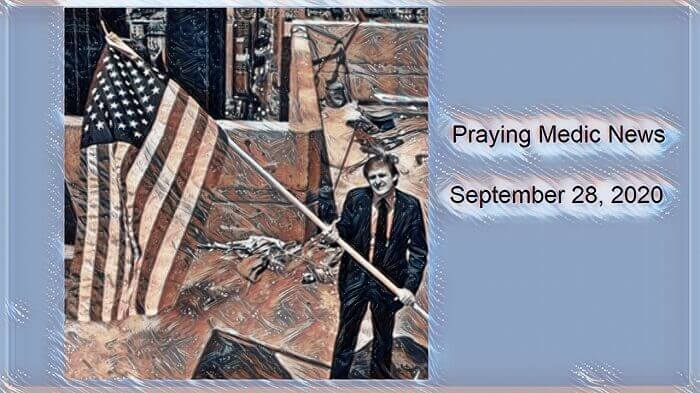 praying medic news sep 28 2020