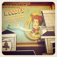 WOODY'S TOWN