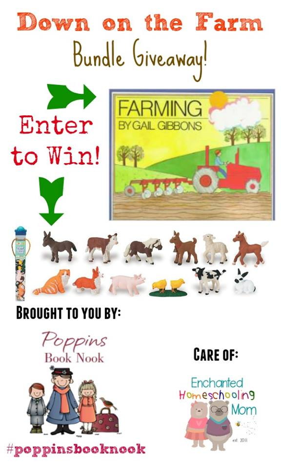 down on the farm bundle giveaway