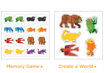 eric carle world of gymboree
