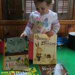 Mother Goose Time – Book of the Month