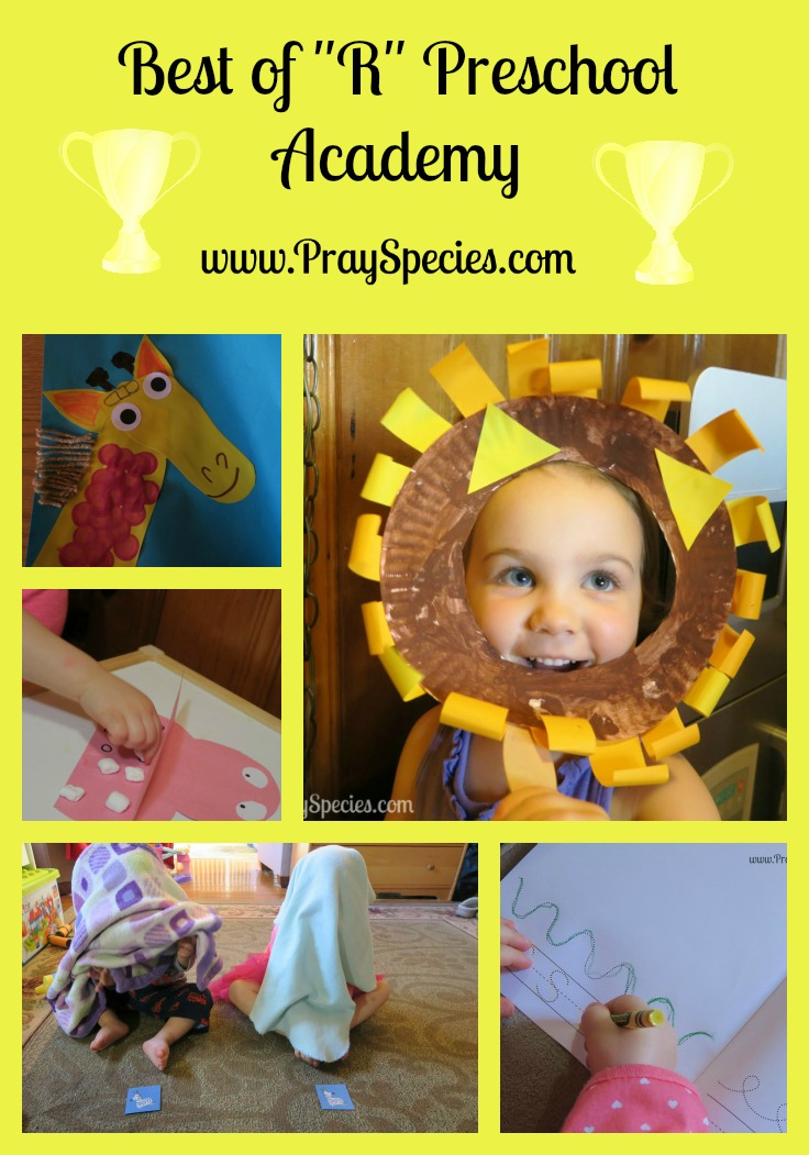 Best of R Preschool Academy Collage