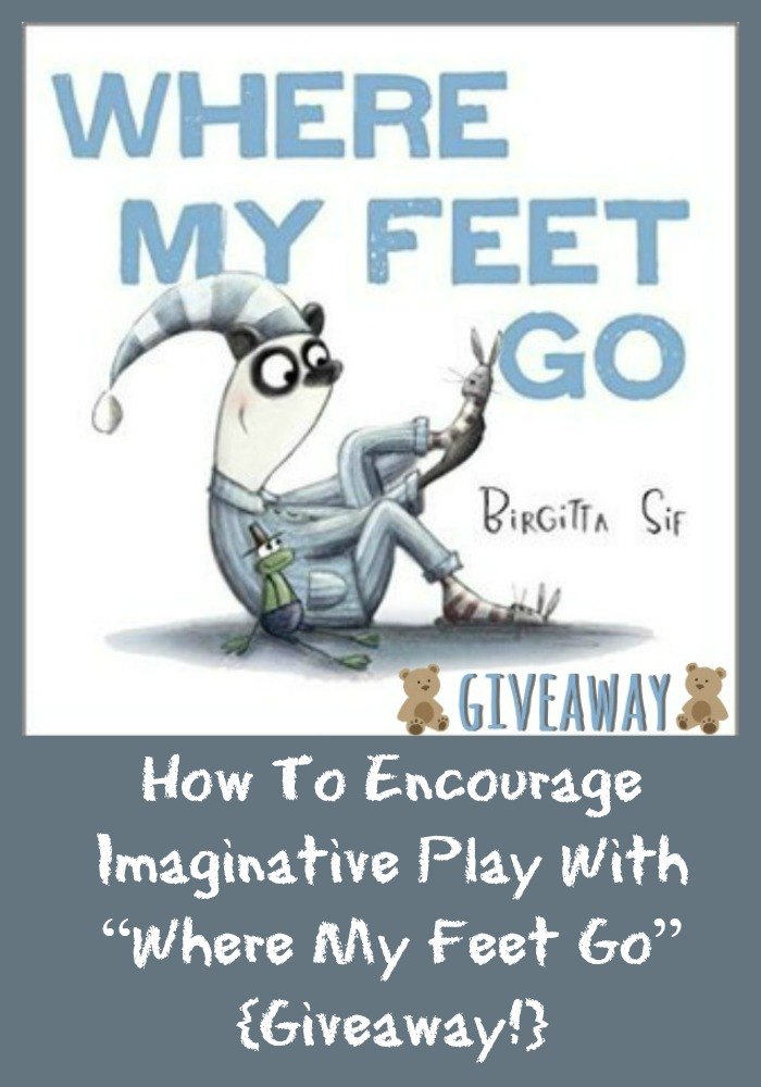 The kids and I are loving this book. It's a fabulous way to help kids use their imagination!