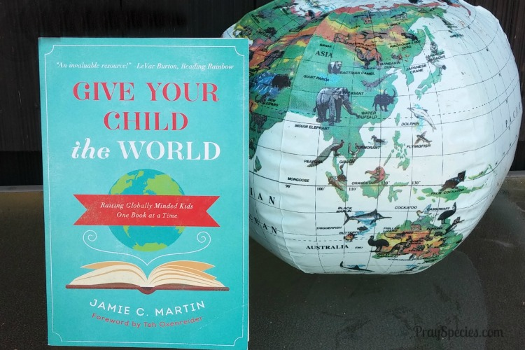 Give Your Child the World has arrived