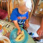 We Made Crepes with a Preschooler and a Toddler – Yes We Did!