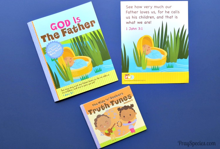 God is the Father Booklet and truth tunes