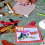 Four Favorite Make and Play Activities with Mother Goose Time