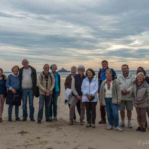 Marche Vers Le Mont 2015 par Jill K H Geoffrion