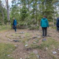 Pondering My Pilgrimage to Swedish Labyrinths On Gotland Island-8