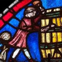 The Noah Window at Chartres (2)